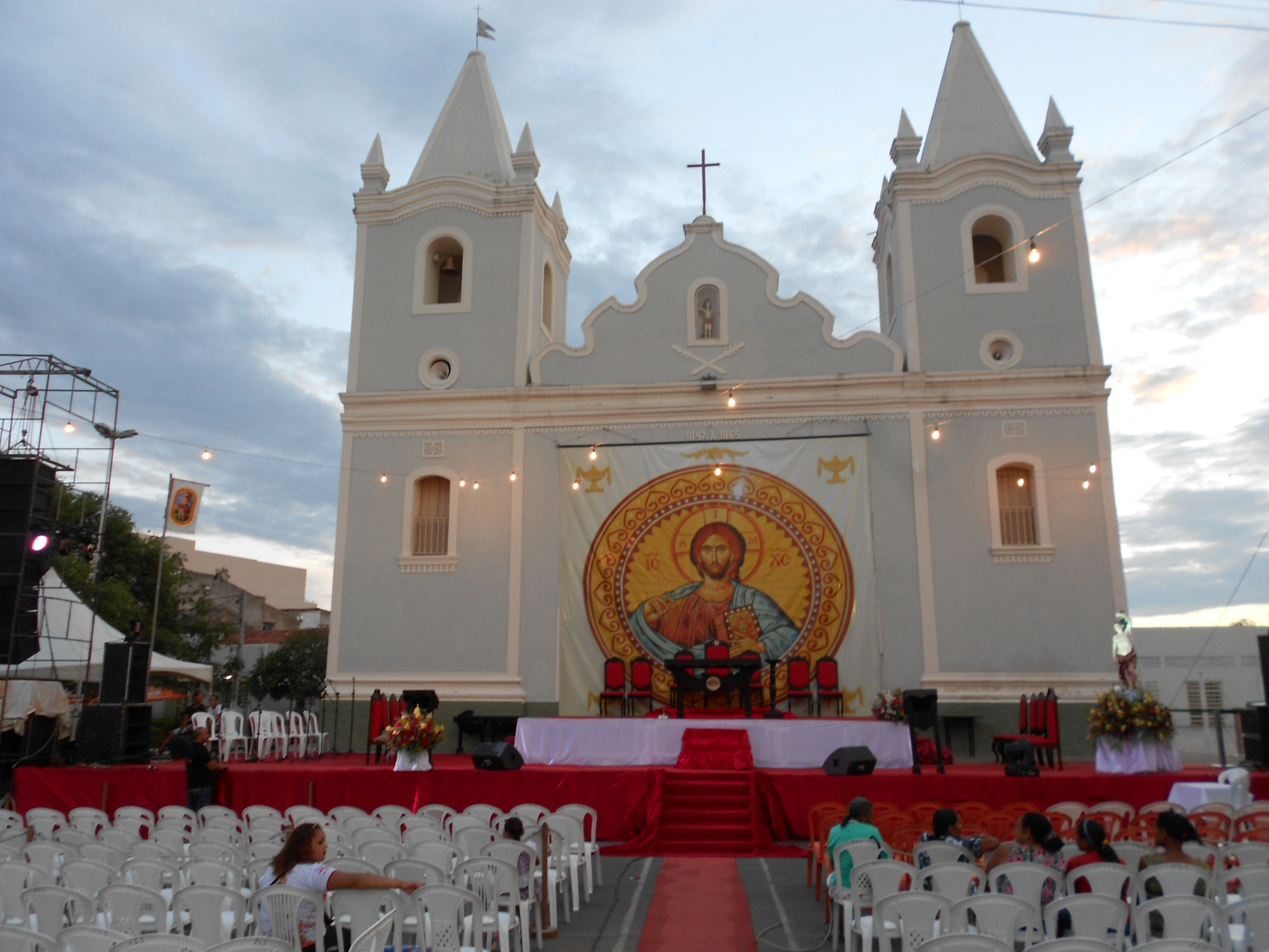 Resultado de imagem para Igreja da Matriz de São Sebastião, ouricuri