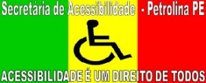 Secretaria de  acessibilidade