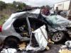 Acidente na BR-020 deixa 5 mortos e 4 feridos, no município de São Desidério