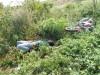 Mais um acidente de moto nas estrada de Petrolina. Agora próximo á Rajada