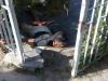Descarga eletrica mata homem no xafariz da Praça Dom Malam