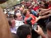 Prefeitos de Petrolina e Juazeiro receberam a Presidente Dilma para participação em evento político histórico