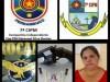 POLICIAIS DA 7ª CIPM APREENDEM ARMA DE FOGO EM IZACOLANDIA, APÓS IMPUTADA EFETUAR DISPAROS.