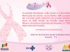 Abertura da Campanha Outubro Rosa acontece hoje na AME do Gercino Coelho