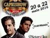 Prefeito Roniere Reis divulga primeira grande atração para a Caprishow 2016
