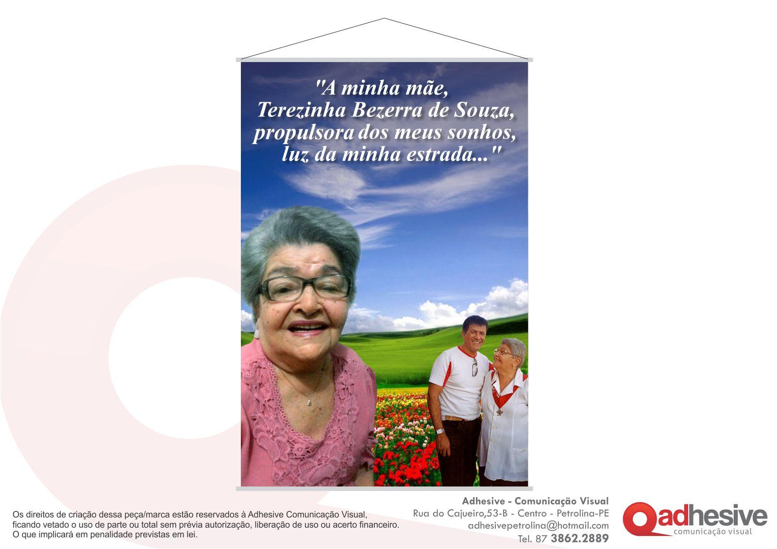 """Missa de 30 dias de """"Dona Terezinha"""", mãe de Francisco Fernandes da Grande Rio AM"""