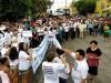 População Afraniense, Autoridades Constituídas, Associaçãoes, Escolas e Sindicatos ganham as ruas em protesto a falta de segurança