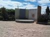 Praça é abandonada pela gestão do prefeito Roniere Reis em Dormentes