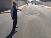 Vereador Edilsão do Trânsito acompanha execução de serviços no Pedra Linda e Centro