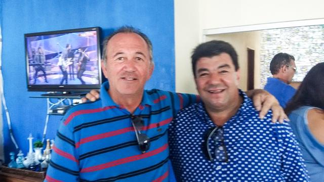 Milton Barbosa e Ibamar Fernandes
