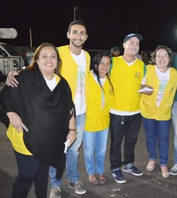 """São João do Vale recebe a Campanha """"Petrolina Educa e Protege"""""""