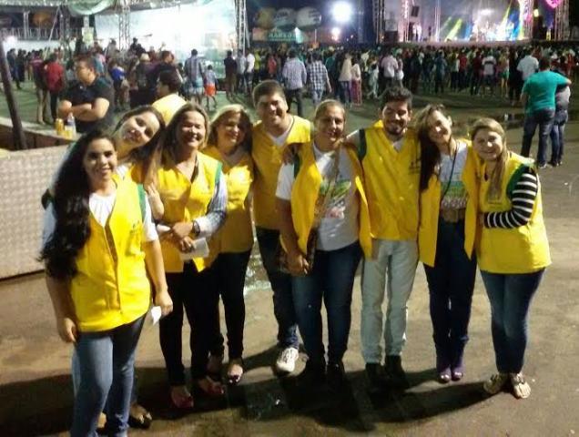 """Campanha """"Petrolina Educa e Protege"""" foi sucesso no São João do Vale 2016"""