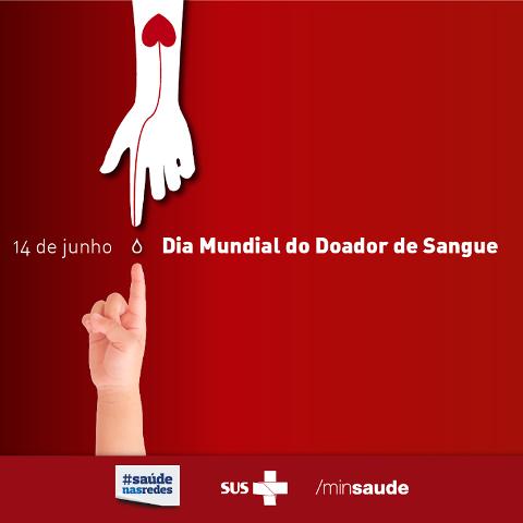 """No """"Dia Mundial do Doador de Sangue"""" a UPAE/IMIP Petrolina ressalta a importância desse ato de solidariedade"""